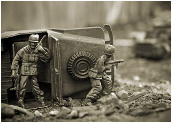 The War Zone by stevedave @ flickr